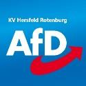 AfD Kreisverband Hersfeld-Rotenburg Logo
